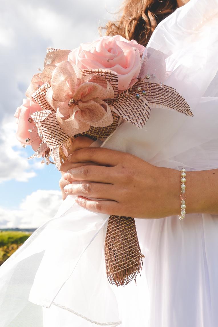 Swarovski bracelet - bridal
